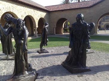 Rodin at Stanford